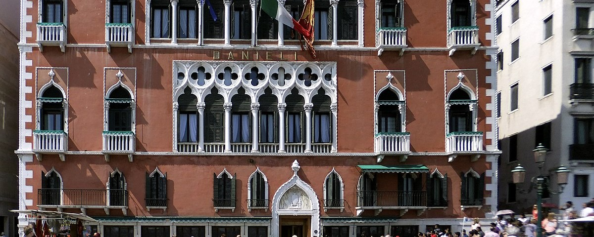 Hotel Danieli Venice Italy Updated 2019 Official Website Of