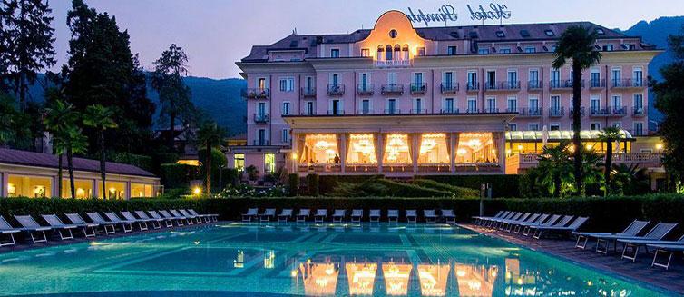 Baveno:Hotel Simplon