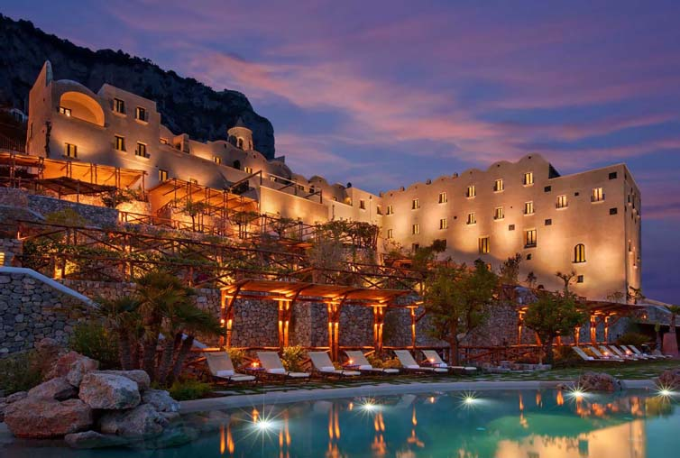 Conca Dei Marini:Monastero Santa Rosa Hotel & Spa