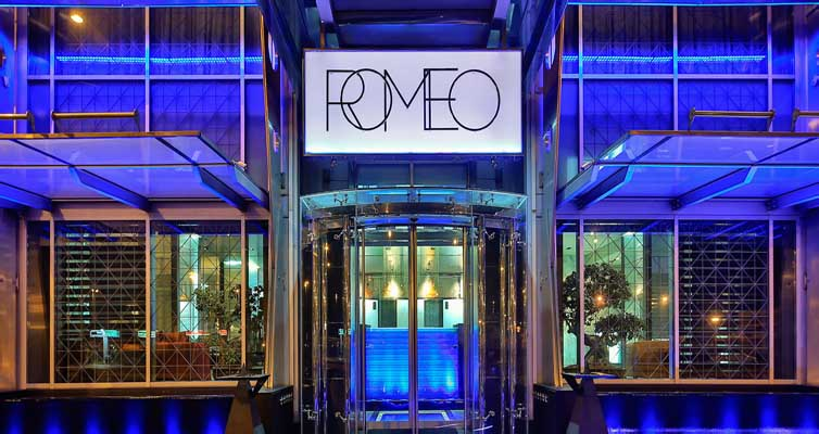 Naples:Romeo Hotel