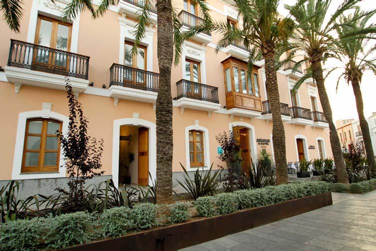Ibiza:Mirador de Dalt Vila