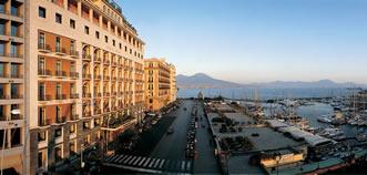 Naples:Grand Hotel Vesuvio