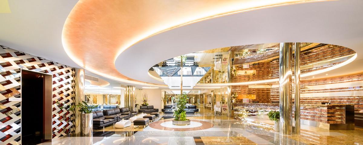 Prague:Hotel Grandium