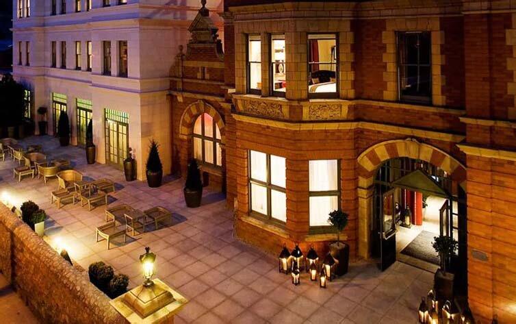 Dublin:Dylan Hotel