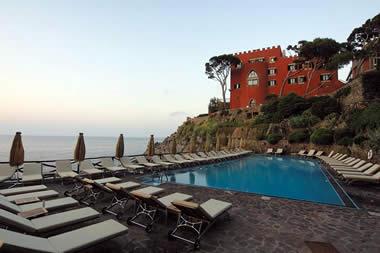 Ischia Island:Mezzatorre Resort & Spa