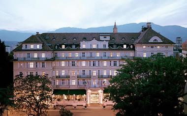 Bolzano:Parkhotel Laurin
