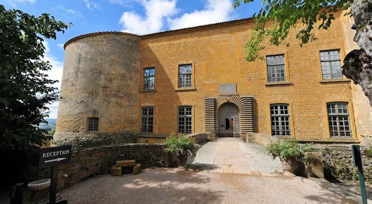 Bagnols:Chateau de Bagnols