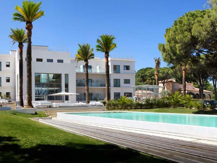 Gassin:Kube Hotel Saint-Tropez