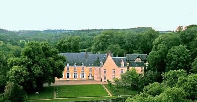 Conflans-sur-Anille:Chateau de la Barre