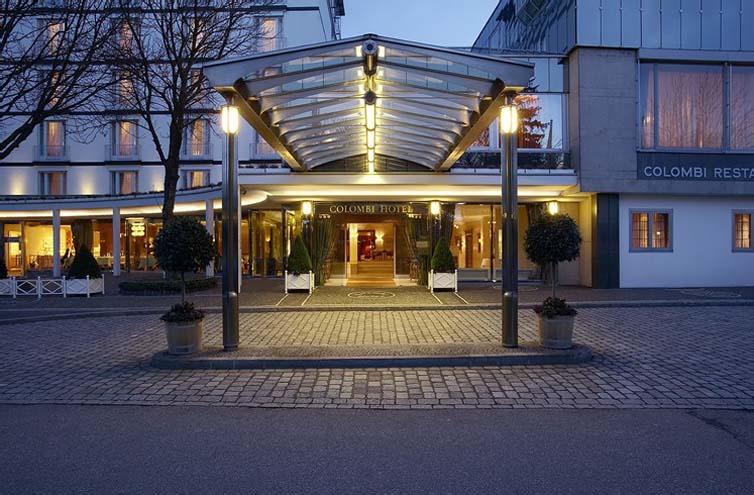 Freiburg:Colombi Hotel