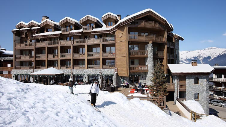 Courchevel:Portetta Hotel