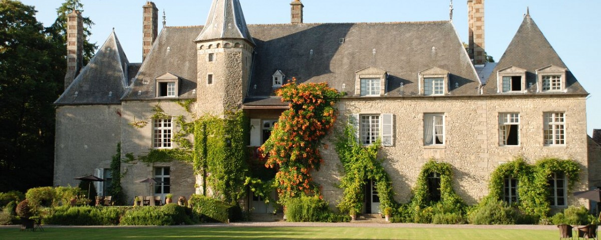 Audrieu:Château de Saint Paterne