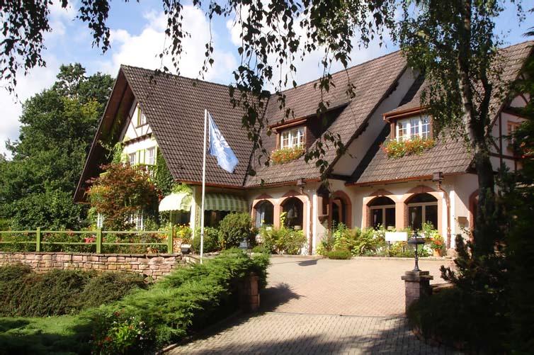 Colroy-la-Roche:Hostellerie La Cheneaudière