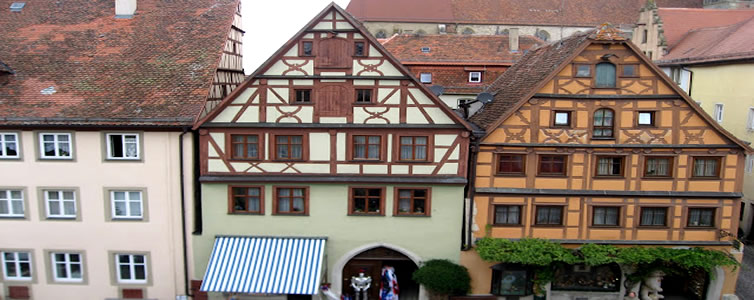 Hotel gotisches haus Rothenburg Germany UPDATED 2017