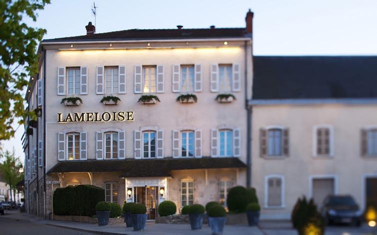 Chagny:Maison Lameloise