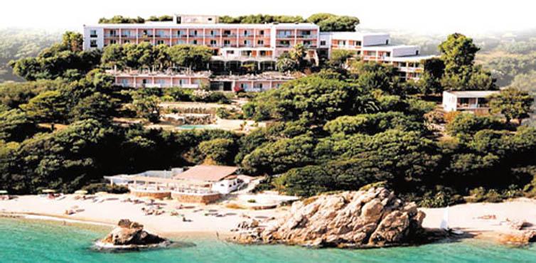 Olmeto:Hotel Marinca