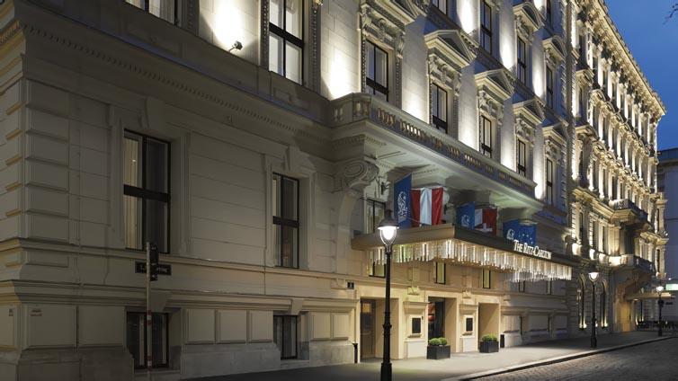 Vienna:The Ritz-Carlton, Vienna