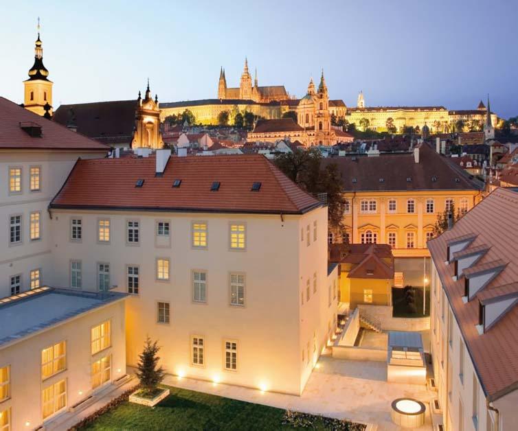Prague:Mandarin Oriental, Prague