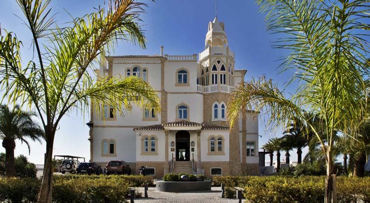 Portimao:Bela Vista Hotel & Spa