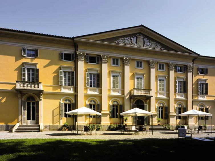 Romano Canavese:Villa Matilde