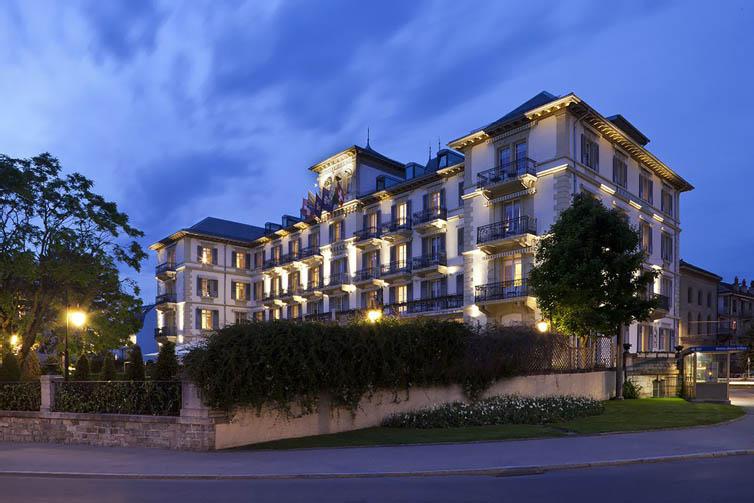 Vevey:Grand Hôtel du Lac