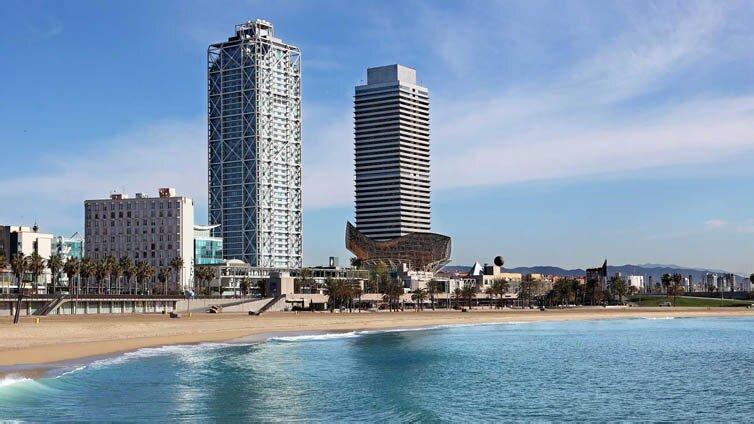 Barcelona:Hotel Arts Barcelona