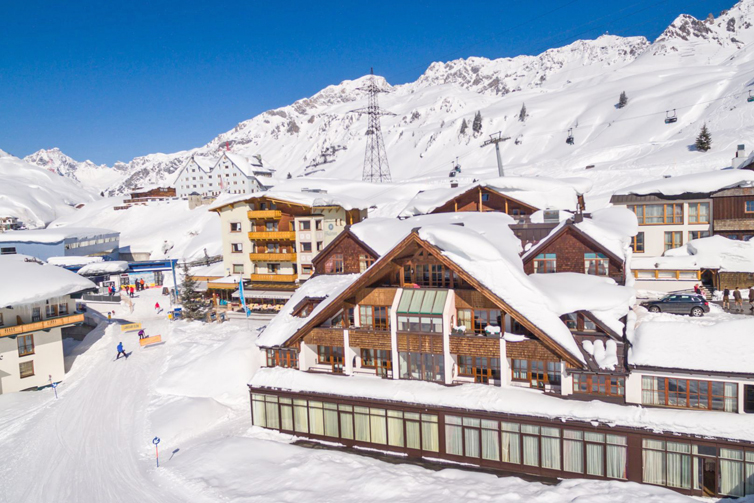 St. Anton Am Arlberg:Arlberg1800 Resort