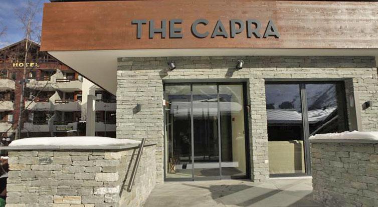 Saas-Fee:The Capra Saas-Fee