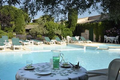 Avignon:Auberge de Cassagne & Spa