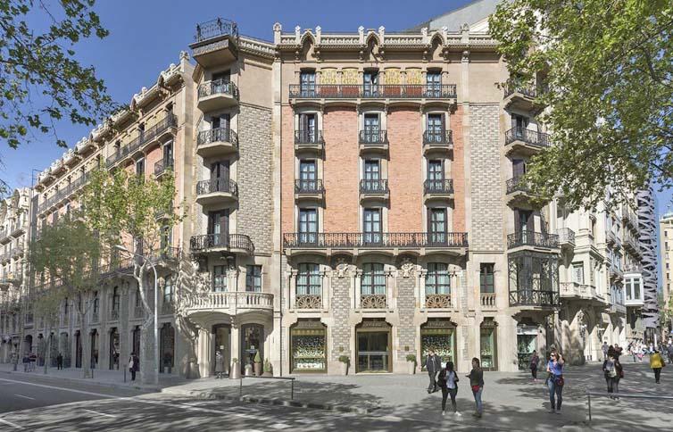 Barcelona:Monument Hotel