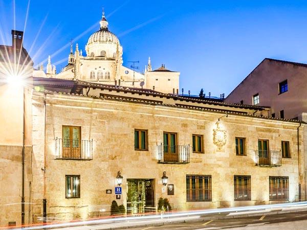Salamanca:Grand Hotel Don Gregorio