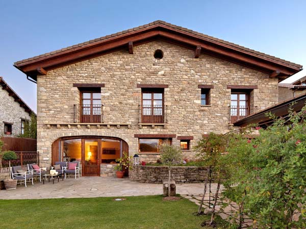 Huesca:Hotel Barosse