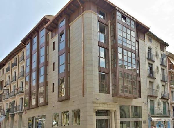 Huesca:Hotel Sancho Abarca