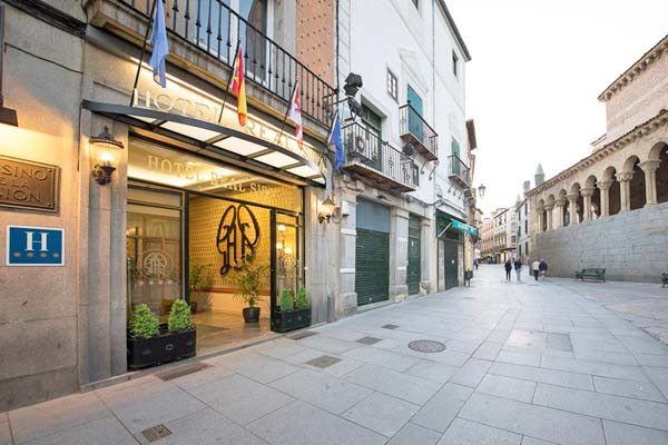 Segovia:Hotel Real Segovia