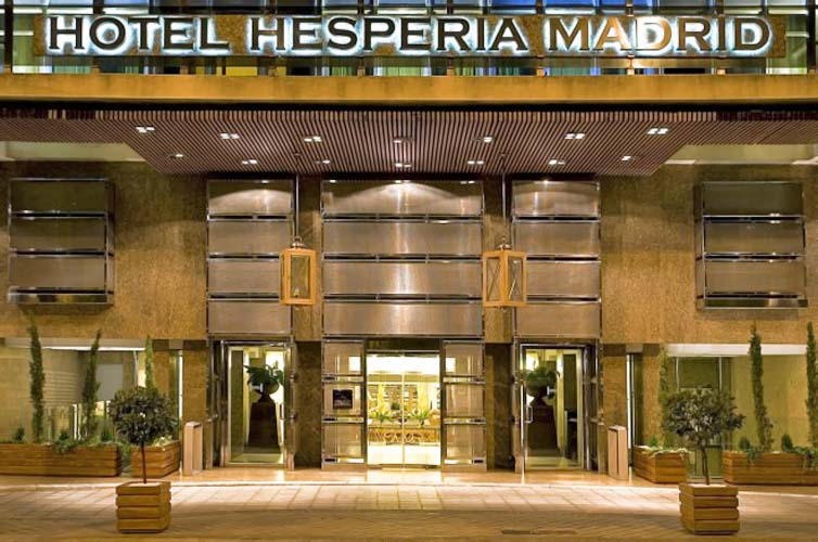 Madrid:Hesperia Madrid