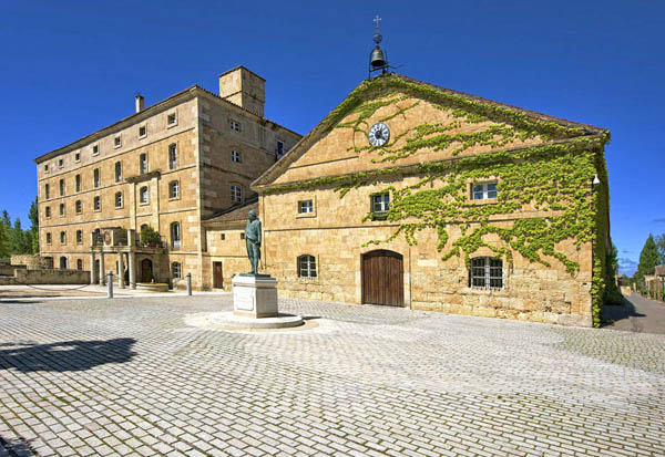 Valverdón (Salamanca):Hacienda Zorita Wine Hotel & Spa