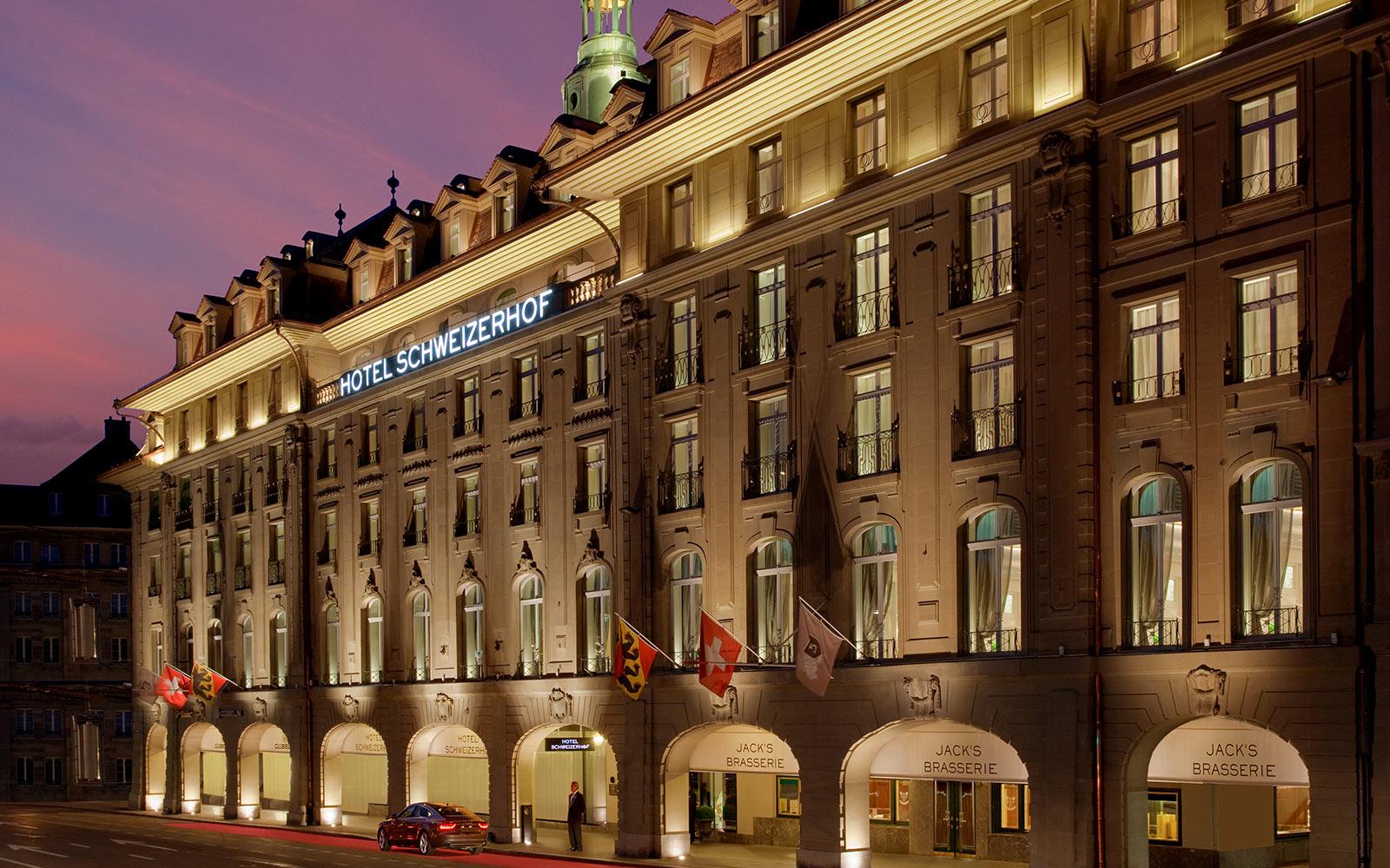 Bern:Hotel Schweizerhof Bern & Spa