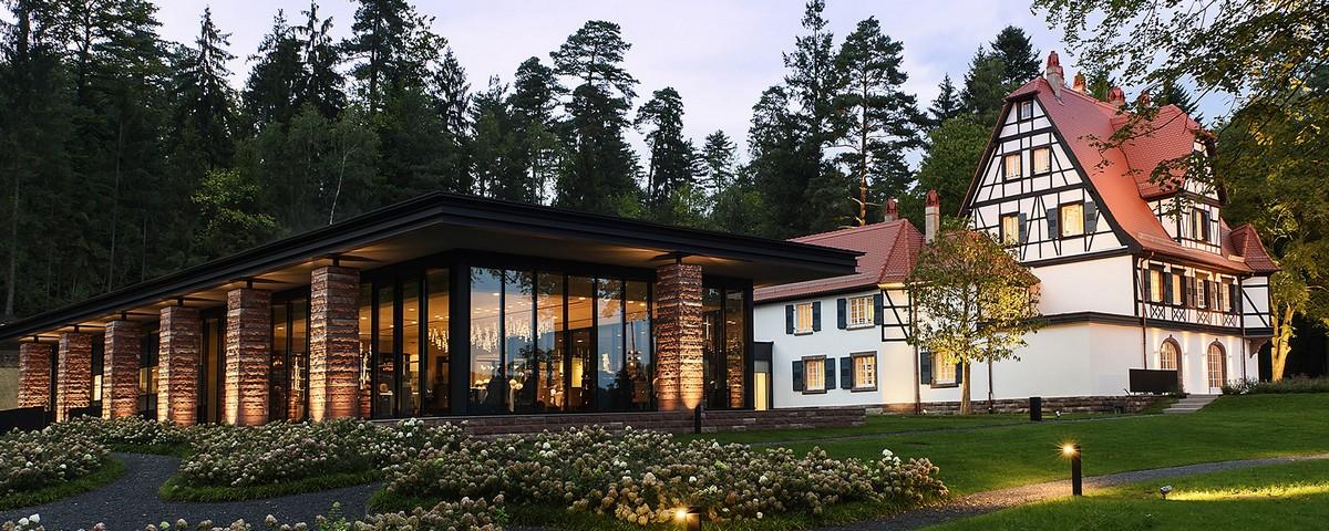 Colmar:Villa Rene Lalique