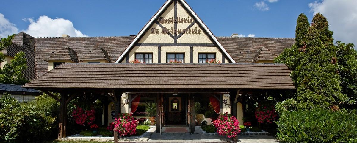 Vinay (Marne):Hostellerie La Briqueterie