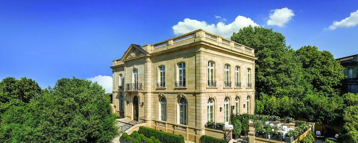 Bordeaux:La Grande Maison de Bernard Magrez