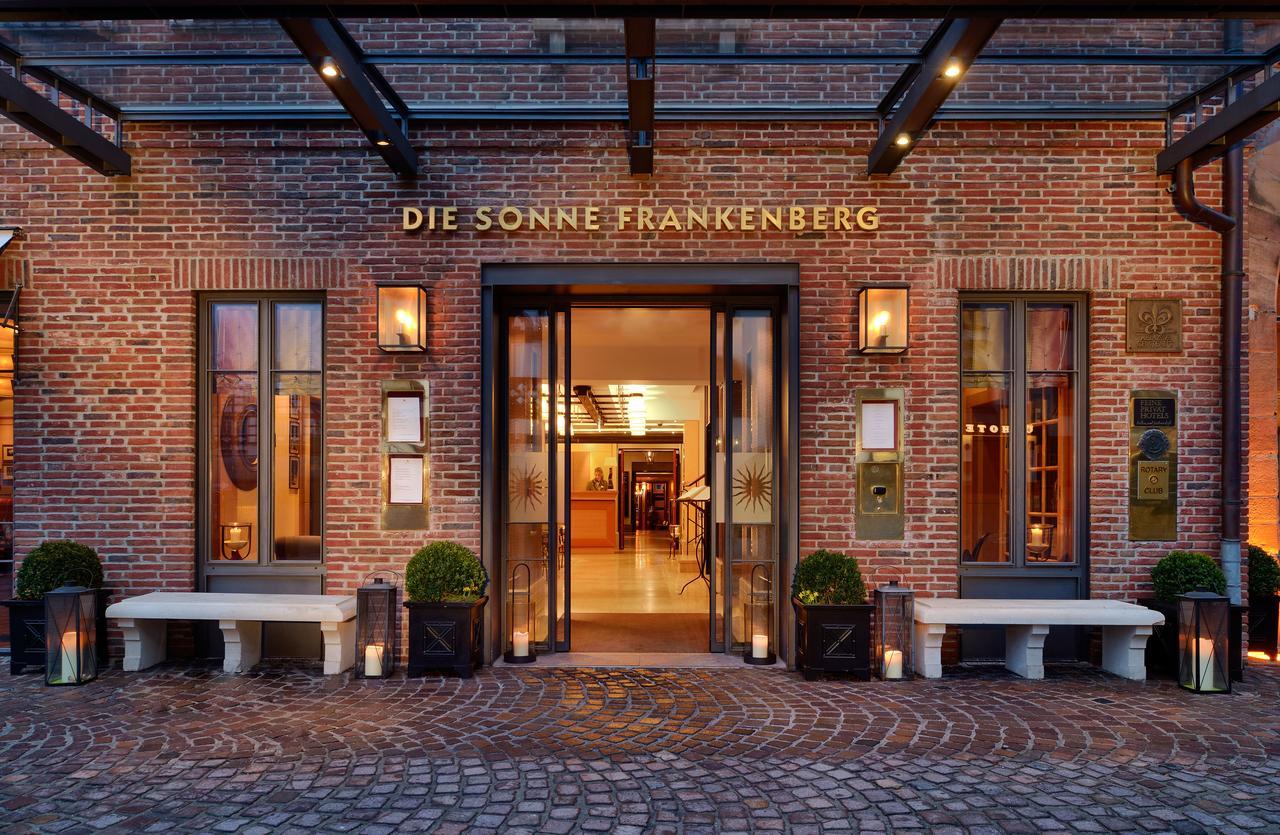 Frankenberg:Die Sonne Frankenberg