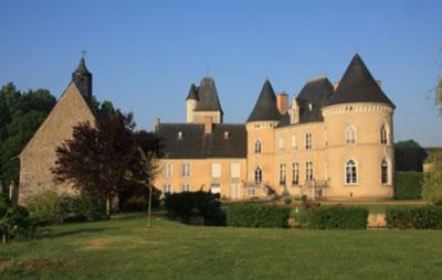 Fercé-sur-Sarthe:Château de Vaulogé