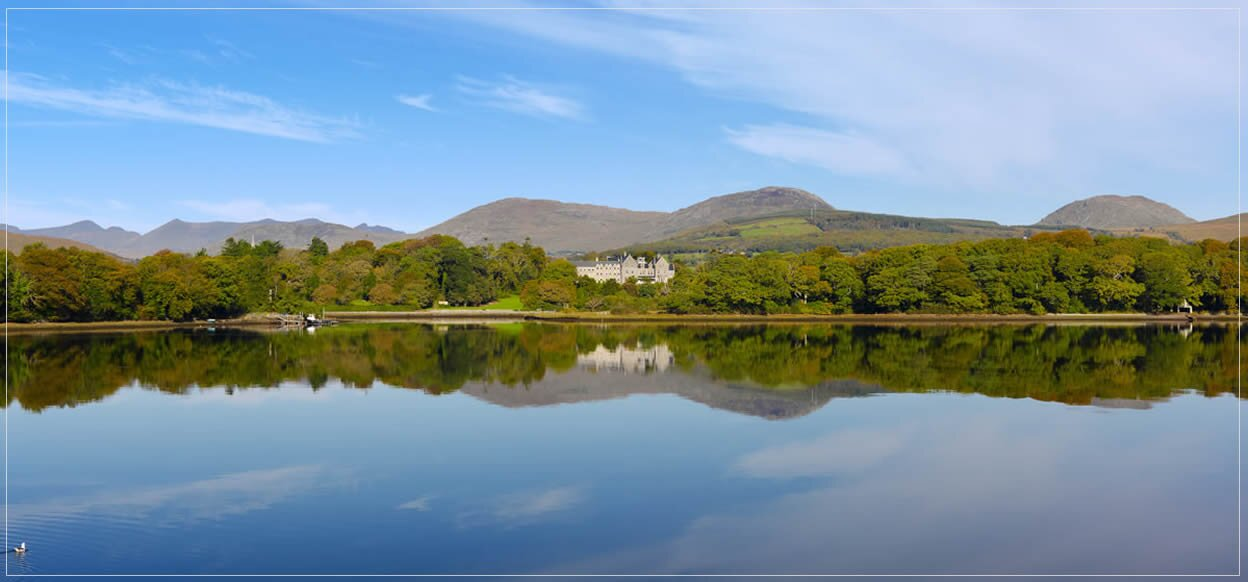 Kenmare (Kerry county):Park Hotel Kenmare