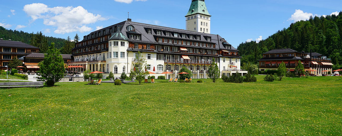 Krün :Schloss Elmau Luxury Spa