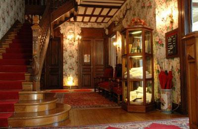 Reims:Grand Hotel des Templiers