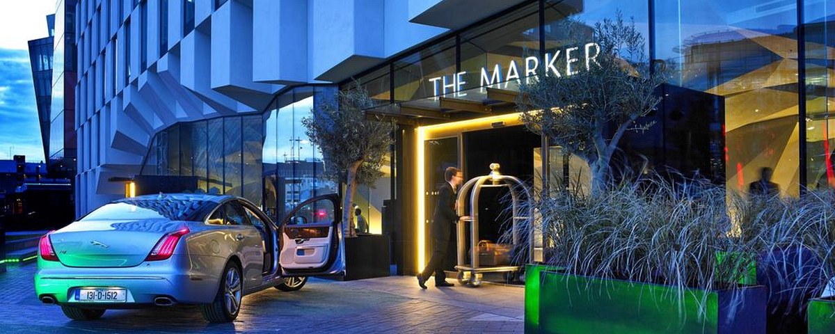 Dublin:The Marker Hotel