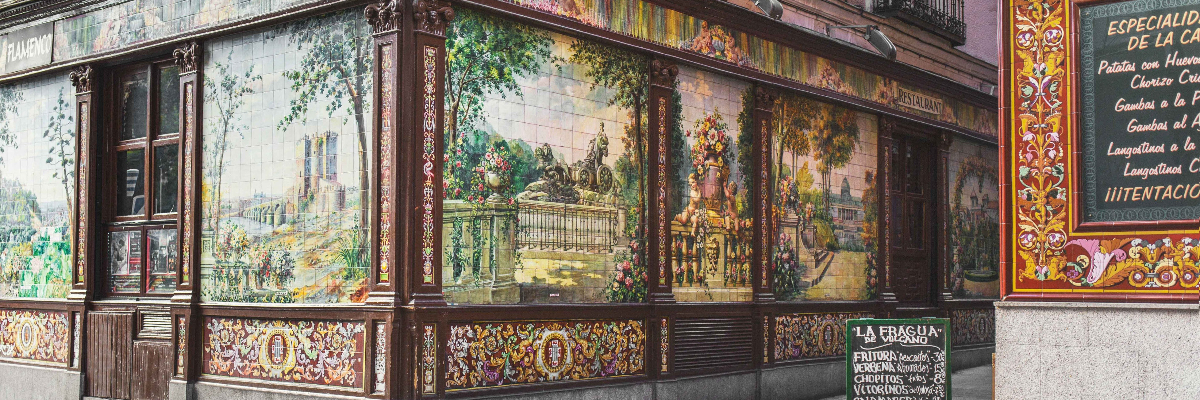 Madrid:Gran Hotel Ingles