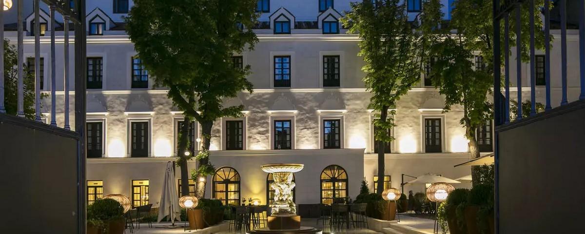 Madrid:Gran Meliá Palacio de Los Duques