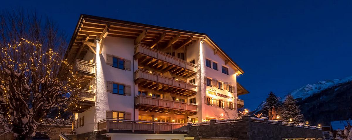 St. Anton Am Arlberg:Hotel Tannenhof