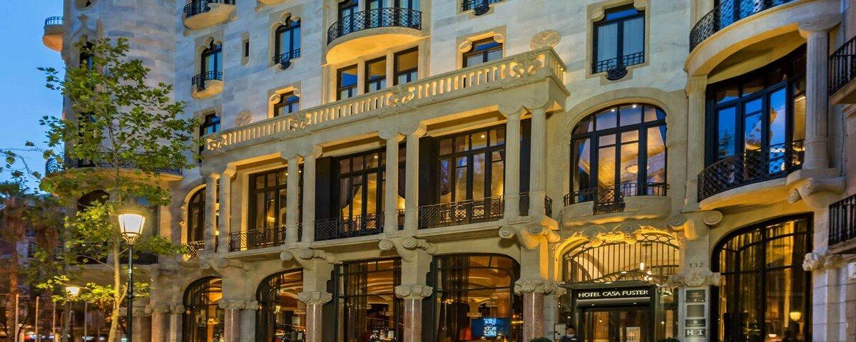 Barcelona:Hotel Casa Fuster